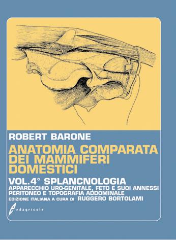 Tecniche Nuove - Anatomia comparata dei mammiferi domestici - Volume 4