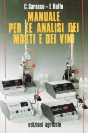 Tecniche Nuove - Manuale per le analisi dei mosti e dei vini