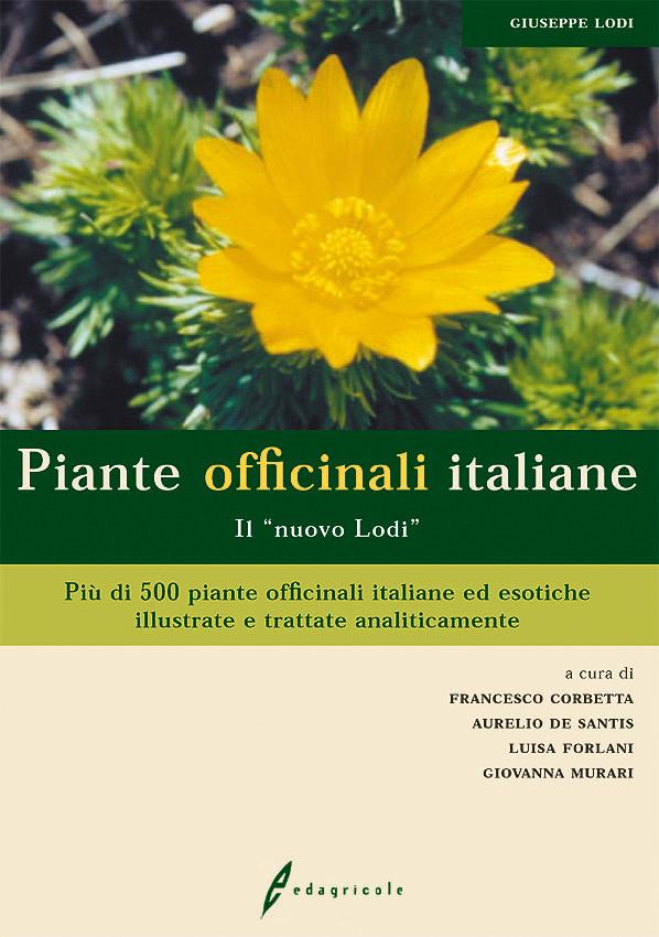 Tecniche Nuove - Piante officinali italiane - Il 'nuovo Lodi'