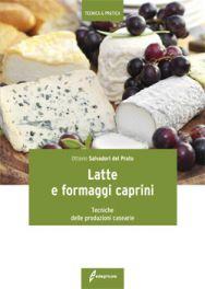 Tecniche Nuove - Latte e formaggi caprini