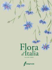 Tecniche Nuove - FLORA D'ITALIA - VOLUME 3