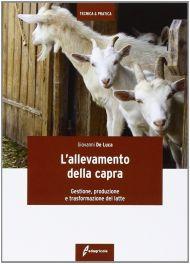 Tecniche Nuove - L'allevamento della capra