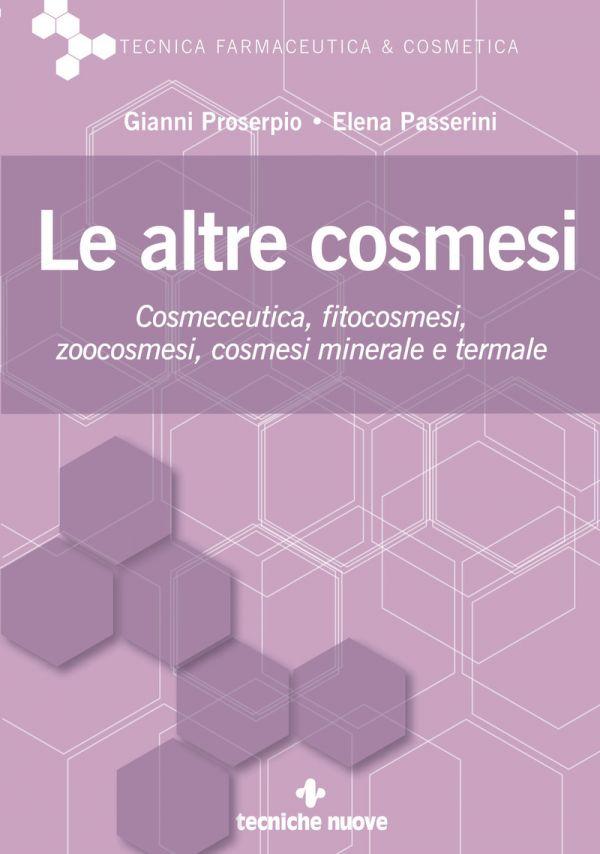 Tecniche Nuove - Le altre cosmesi