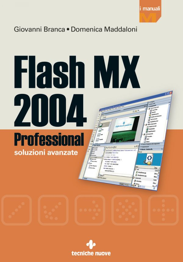 Tecniche Nuove - Flash Mx 2004 Professional