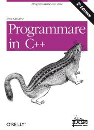 Tecniche Nuove - Programmare in C++