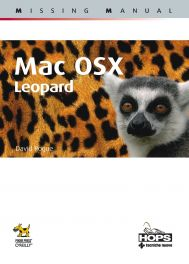 Tecniche Nuove - Mac OSX Leopard