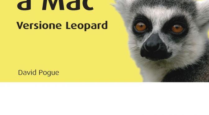 Tecniche Nuove - Passare a mac Versione Leopard