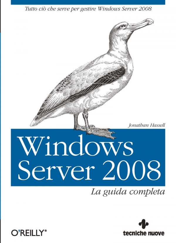 Tecniche Nuove - Windows Server 2008