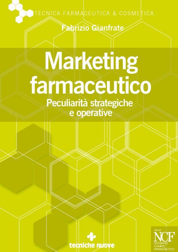 Tecniche Nuove - Marketing farmaceutico