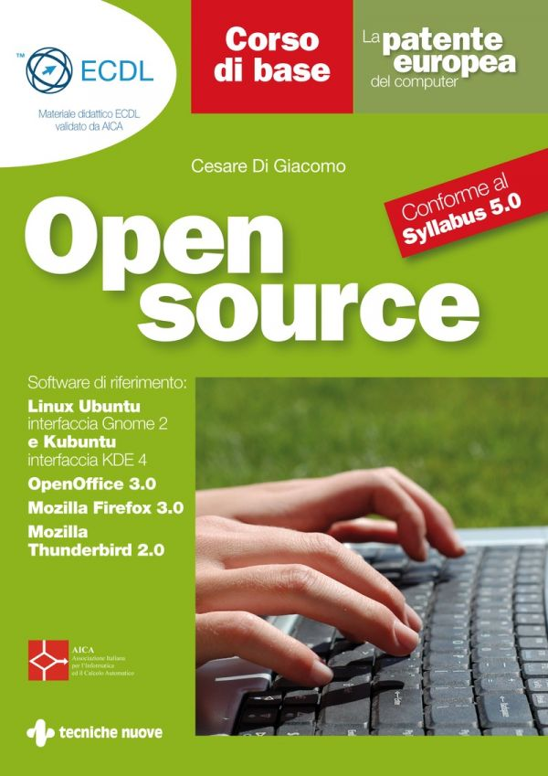 Tecniche Nuove - La patente europea del computer - Open Source