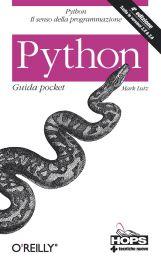 Tecniche Nuove - Python - Guida pocket