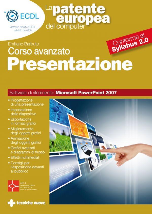 Tecniche Nuove - Presentazione - Corso avanzato