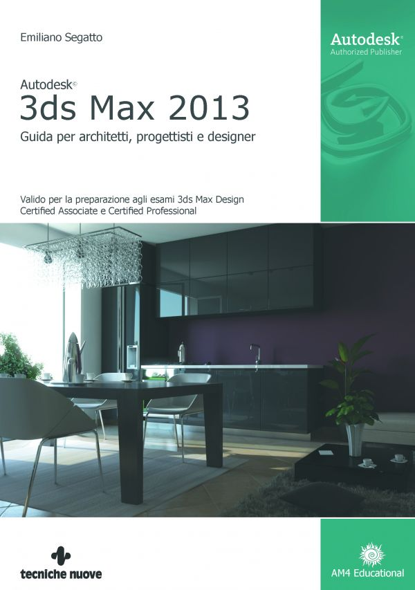 Tecniche Nuove - Autodesk 3ds Max 2013