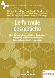 Tecniche Nuove - Le formule cosmetiche