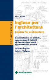 Tecniche Nuove - Inglese per l'architettura