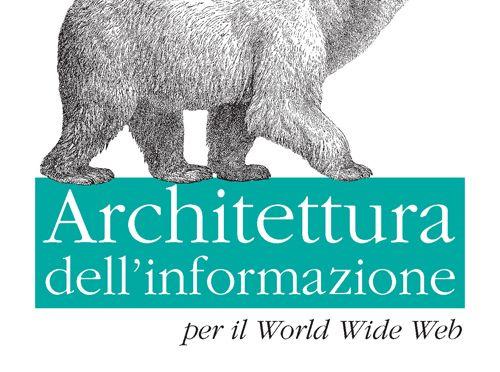 Tecniche Nuove - Architettura dell'informazione per il World Wide Web