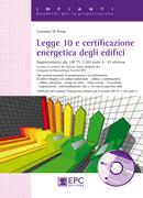 Tecniche Nuove - Legge 10 e certificazione energetica degli edifici