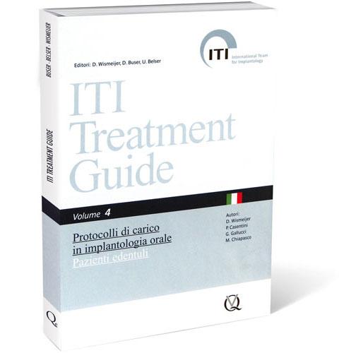 Tecniche Nuove - ITI Treatment Guide. Volume 4