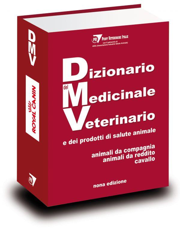 Tecniche Nuove - Dizionario del Medicinale Veterinario e dei prodotti di salute animale