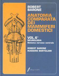 Tecniche Nuove - Anatomia comparata dei mammiferi domestici - Volume 6