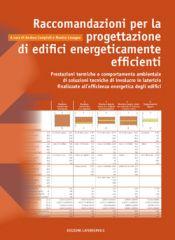 Tecniche Nuove - Raccomandazioni per la progettazione di edifici energeticamente efficienti