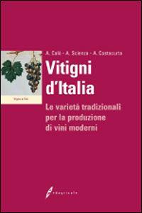 Tecniche Nuove - Vitigni d'Italia