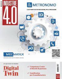Tecniche Nuove - Abbonamento a Industrie 4.0 Cartaceo Annuale Italia