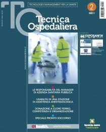 Tecniche Nuove - Abbonamento a Tecnica Ospedaliera Cartaceo Biennale Italia