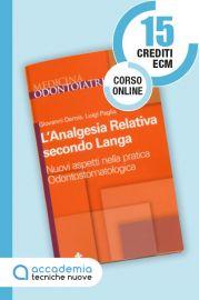 L'Analgesia Relativa secondo Langa Ed.2020
