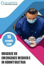 Urgenze ed emergenze mediche in odontoiatria Ed.2020