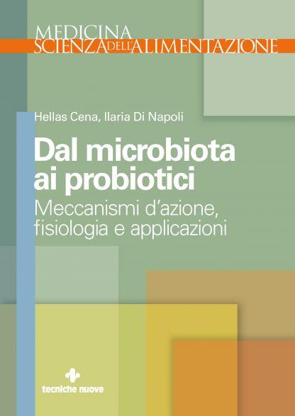 Cover libro Dal microbiota ai probiotici