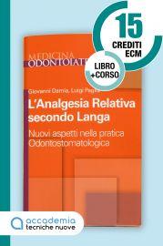 L'Analgesia Relativa secondo Langa - Edizione 2021